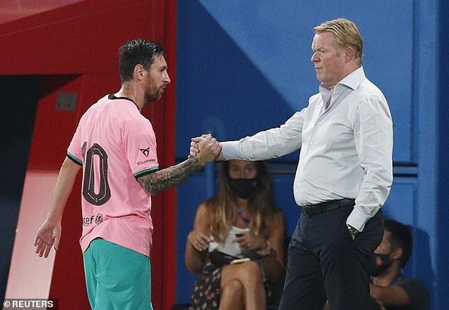 Messi lập cú đúp giúp Barcelona thắng trận derby Catalonia - 6