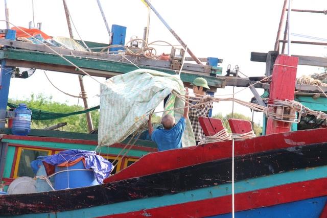 Quảng Trị khẩn trương sơ tán dân đến nơi an toàn trú bão - 5