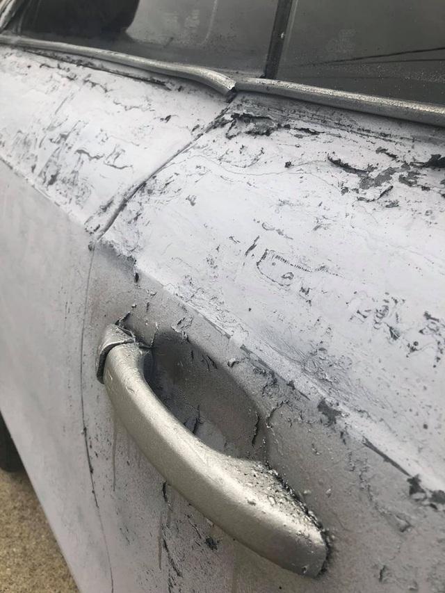 Màn hồi sinh nuột nà khó tin của một chiếc Audi A5 bỏ đi - 17