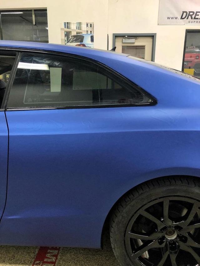 Màn hồi sinh nuột nà khó tin của một chiếc Audi A5 bỏ đi - 24