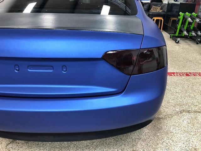 Màn hồi sinh nuột nà khó tin của một chiếc Audi A5 bỏ đi - 26
