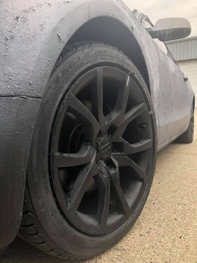 Màn hồi sinh nuột nà khó tin của một chiếc Audi A5 bỏ đi - 21
