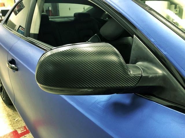 Màn hồi sinh nuột nà khó tin của một chiếc Audi A5 bỏ đi - 20