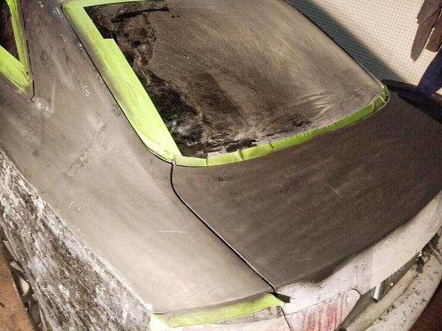 Màn hồi sinh nuột nà khó tin của một chiếc Audi A5 bỏ đi - 13