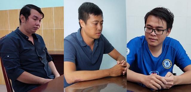 Bắt giam 3 đối tượng tổ chức cho người Trung Quốc cư trú trái phép - 1