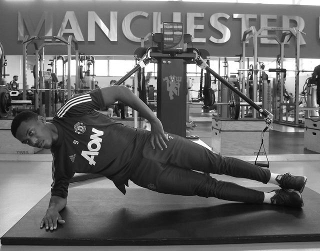 Man Utd tích cực luyện công chuẩn bị cho trận gặp Crystal Palace - 1