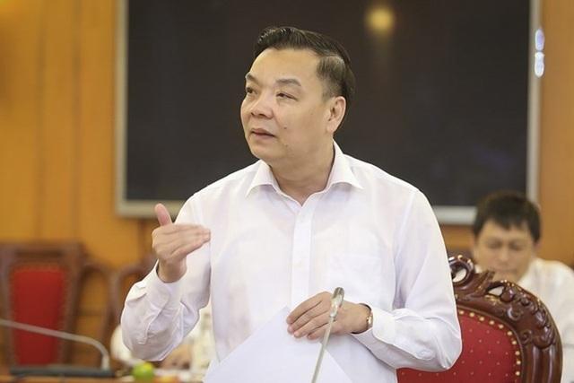 Trình Quốc hội miễn nhiệm Bộ trưởng Chu Ngọc Anh để nhận nhiệm vụ mới - 1
