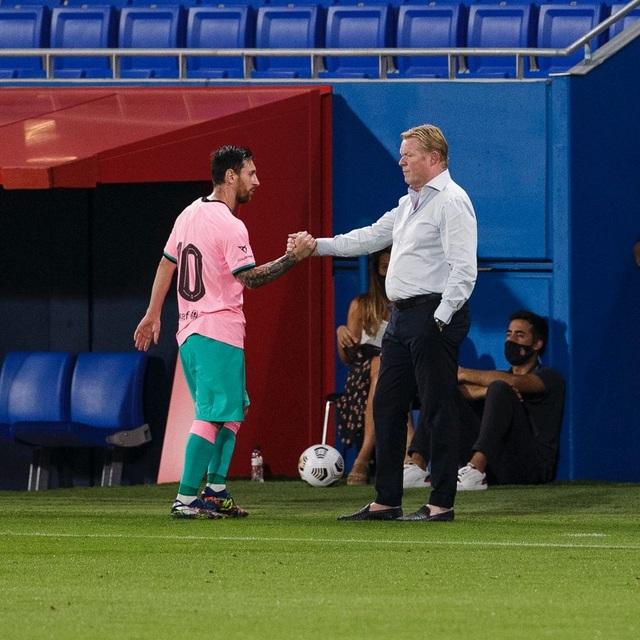 Messi có nguy cơ lỡ hẹn với đại chiến gặp Real Madrid - 2
