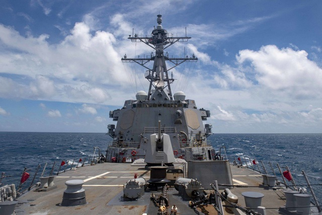 Quân đội Mỹ công bố kế hoạch đối phó thách thức từ Trung Quốc - 1