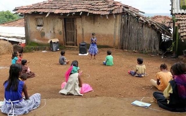 Ấn Độ: Những lớp học ngoài trời thời Covid-19 - 5