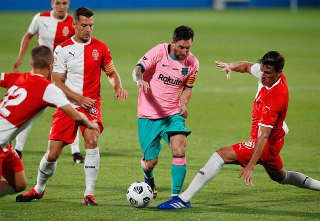 Messi có nguy cơ lỡ hẹn với đại chiến gặp Real Madrid - 1