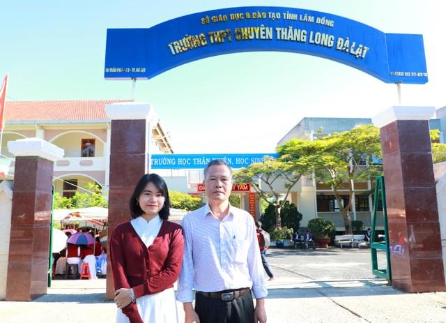 """Nữ sinh Đà Lạt giành học bổng """"khủng"""" vào Đại học Quốc tế Sài Gòn - 3"""