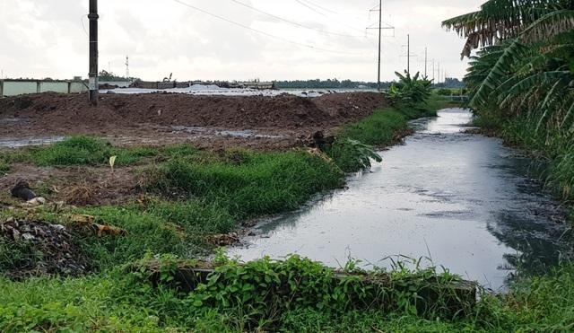 Người dân bức xúc vì khu công nghiệp lớn nhất tỉnh Sóc Trăng gây ô nhiễm - 2