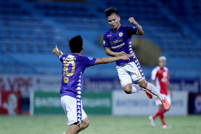 CLB Hà Nội đã sẵn sàng chinh phục ngôi vô địch V-League 2020 - 1