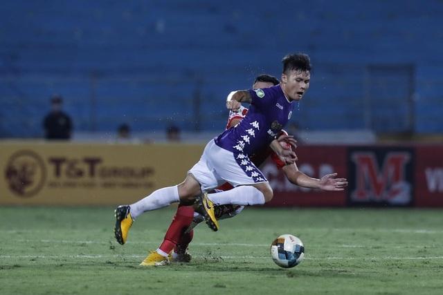 Các ngôi sao tranh vô địch V-League: Đội tuyển Việt Nam hưởng lợi - 1
