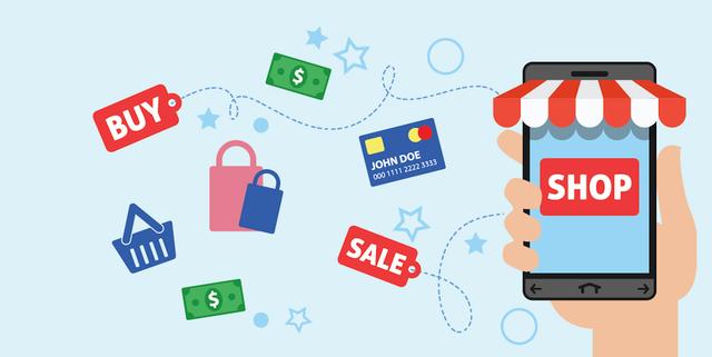 Người Việt mua gì trong những cơn bão giảm giá online? - 1