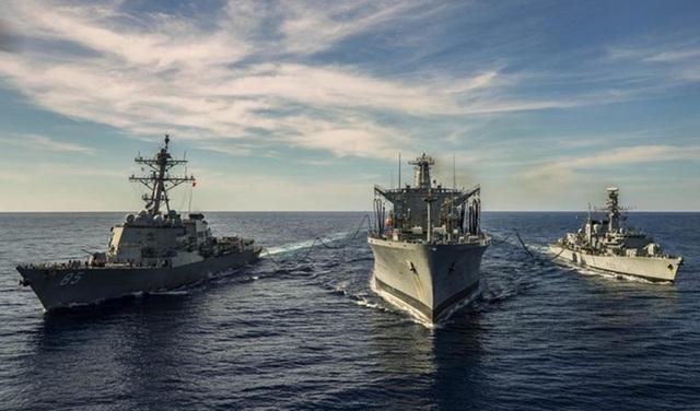 Anh, Pháp, Đức gửi công hàm phản đối yêu sách của Trung Quốc ở Biển Đông - 1
