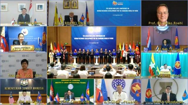 Bộ trưởng Đào Ngọc Dung: Thế giới việc làm đang thay đổi không ngừng - 5
