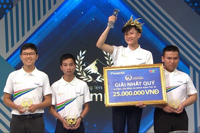 """Nam sinh Đắk Lắk vào chung kết năm Olympia: """"Em sẽ cố gắng hết khả năng!"""" - 3"""