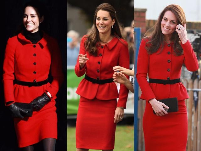"""Phong cách thời trang """"đẹp, sang, thực tế"""" của công nương Kate Middleton - 1"""