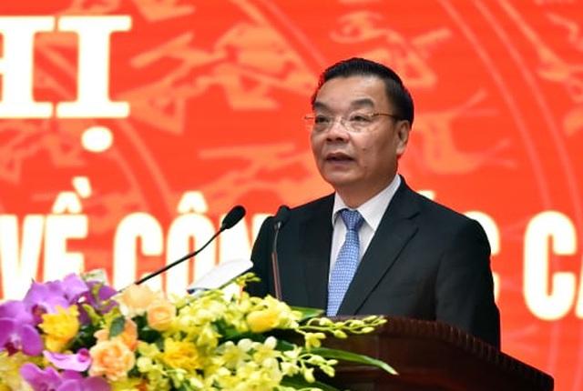 Sáng nay, HĐND Hà Nội bầu ông Chu Ngọc Anh làm Chủ tịch Thành phố - 1
