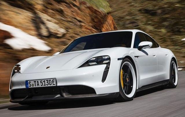 Điểm danh 10 mẫu xe nhanh nhất của Porsche - 9