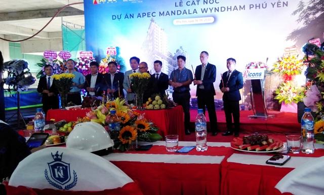 Apec Group cất nóc dự án Apec Mandala Wyndham Phú Yên - 1