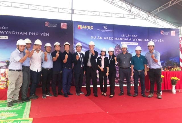Apec Group cất nóc dự án Apec Mandala Wyndham Phú Yên - 3