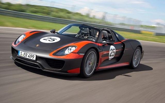 Điểm danh 10 mẫu xe nhanh nhất của Porsche - 8