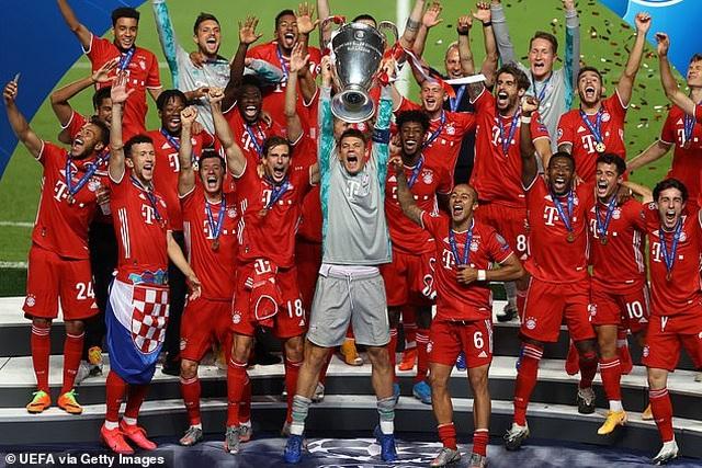 Messi, C.Ronaldo trắng tay ở giải thưởng tại Champions League - 2
