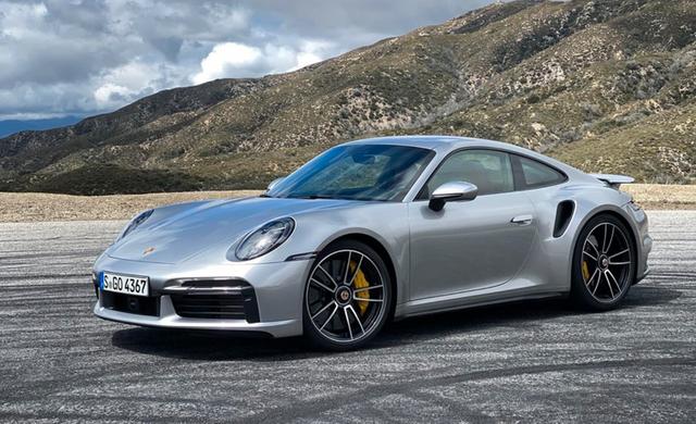 Điểm danh 10 mẫu xe nhanh nhất của Porsche - 7