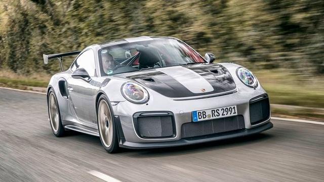 Điểm danh 10 mẫu xe nhanh nhất của Porsche - 6