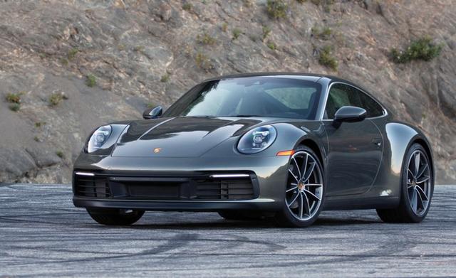 Điểm danh 10 mẫu xe nhanh nhất của Porsche - 4