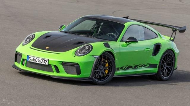Điểm danh 10 mẫu xe nhanh nhất của Porsche - 3