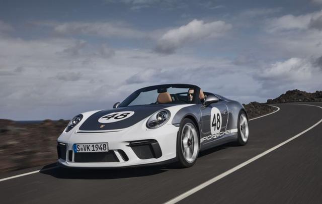 Điểm danh 10 mẫu xe nhanh nhất của Porsche - 2