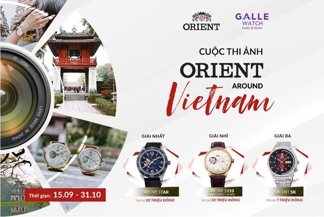 Orient – 70 năm hành trình hướng về phương Đông - 5