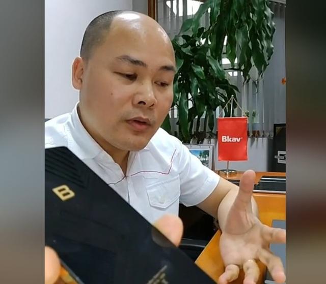 CEO Bkav xác nhận sắp ra mắt Bphone ở phân khúc cao cấp - 2