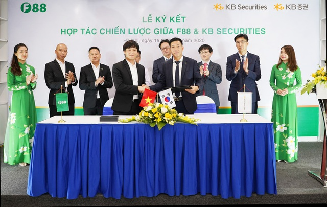 Chuỗi cầm đồ F88 bắt tay với Tập đoàn tài chính Hàn Quốc - 1