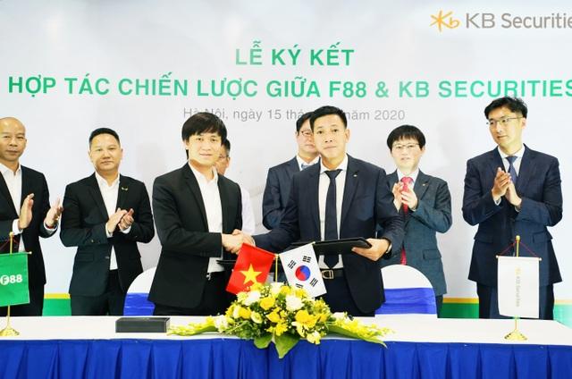 Chuỗi cầm đồ F88 bắt tay với Tập đoàn tài chính Hàn Quốc - 2