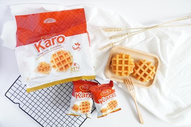 """Giải mã sức hút của chiếc bánh Karo ngon chuẩn vị """"nhà nhà thích mê"""" - 1"""