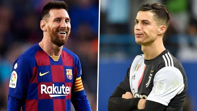 Messi, C.Ronaldo trắng tay ở giải thưởng tại Champions League - 1
