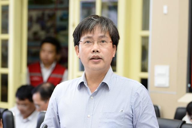 Trưa nay bão số 5 sẽ vào đất liền các tỉnh Quảng Trị - Thừa Thiên Huế - 1