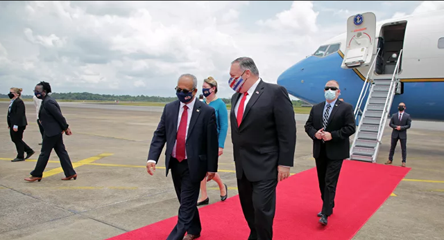 Ngoại trưởng Mỹ cảnh báo đầu tư của Trung Quốc ở nước ngoài - 1