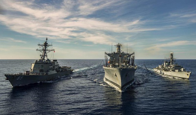 """Châu Âu """"để mắt"""" tham vọng bành trướng của Trung Quốc tại Biển Đông - 2"""