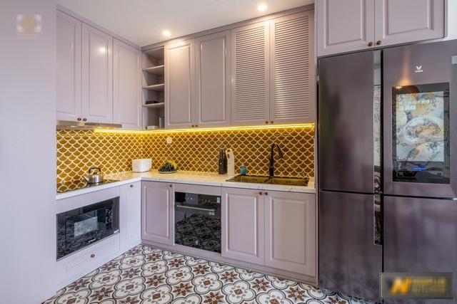 Mê mẩn với căn hộ 74m² mang phong cách Đông Dương - 7