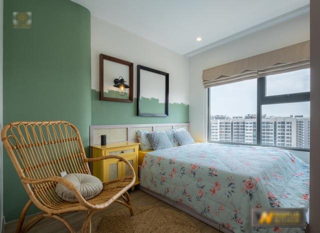 Mê mẩn với căn hộ 74m² mang phong cách Đông Dương - 6
