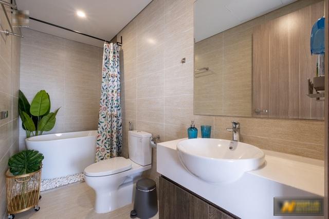 Mê mẩn với căn hộ 74m² mang phong cách Đông Dương - 8