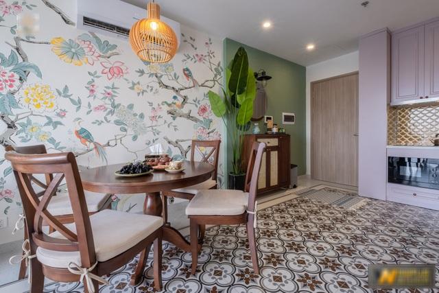 Mê mẩn với căn hộ 74m² mang phong cách Đông Dương - 9