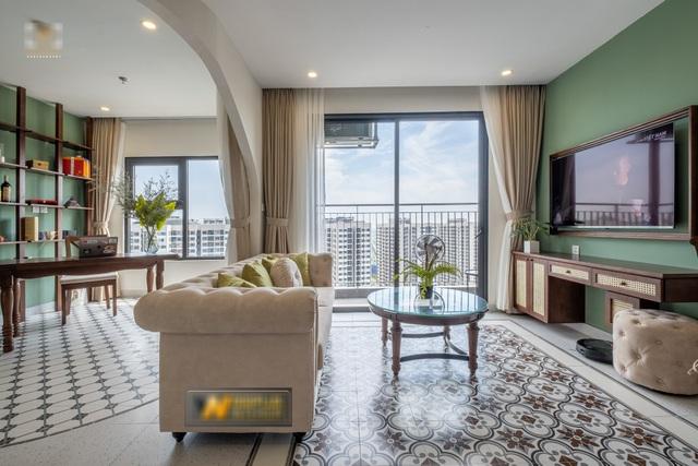 Mê mẩn với căn hộ 74m² mang phong cách Đông Dương - 4