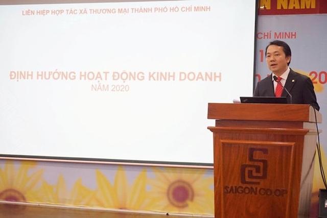 Đề cử ông Nguyễn Anh Đức điều hành Hội đồng quản trị Saigon Co.op - 1